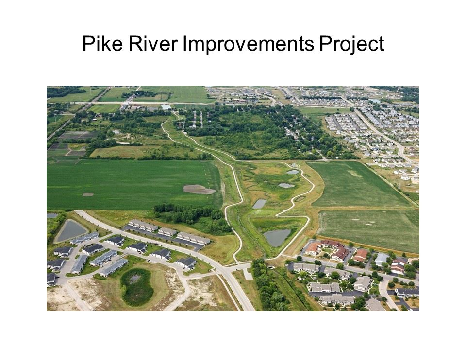 Pike River Improvements Program