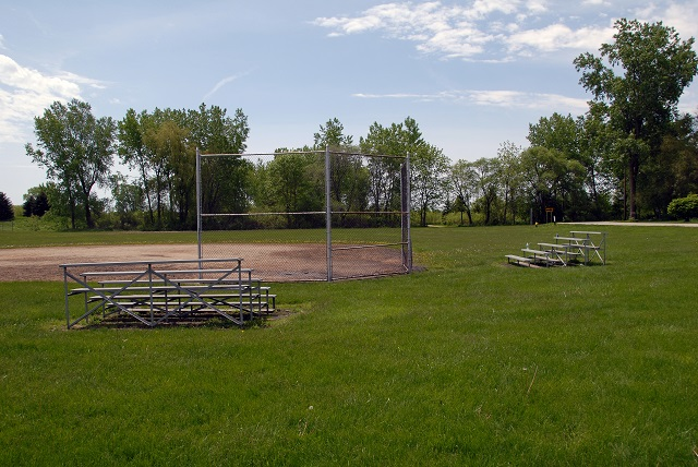 Sheridan Woods Ball Diamond