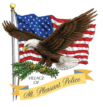MPPD logo, eagle and the American flag