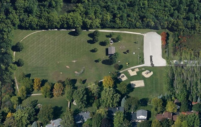 Drozd Park Satellite View